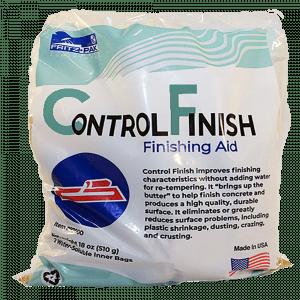 finishing aid admixture